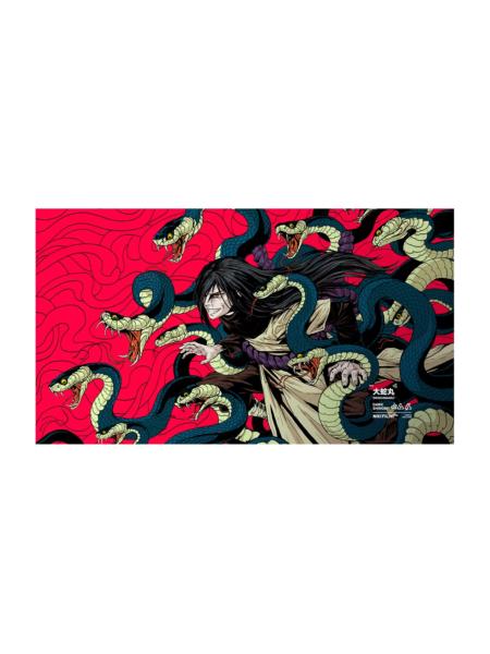 OROCHIMARU SNAKES ART