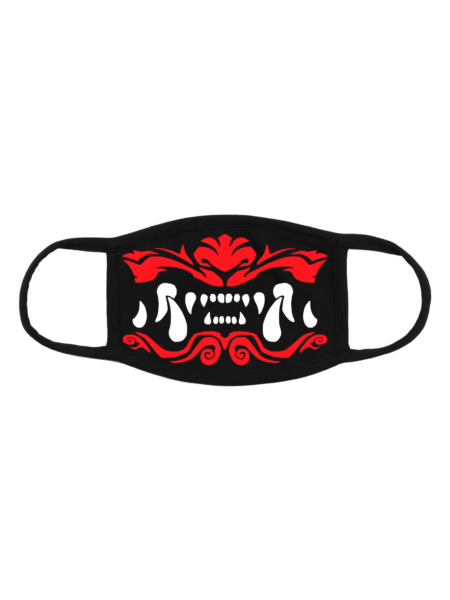 MASK «DEMON RED»