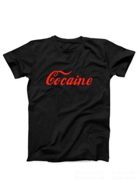 """T-SHIRT """"COCAINE"""""""